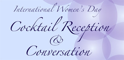 Equal Voice Presents Women's Day Event