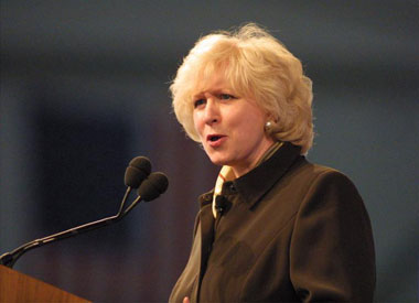 Kim Campbell: Her Legacy, Her Views, Her Future
