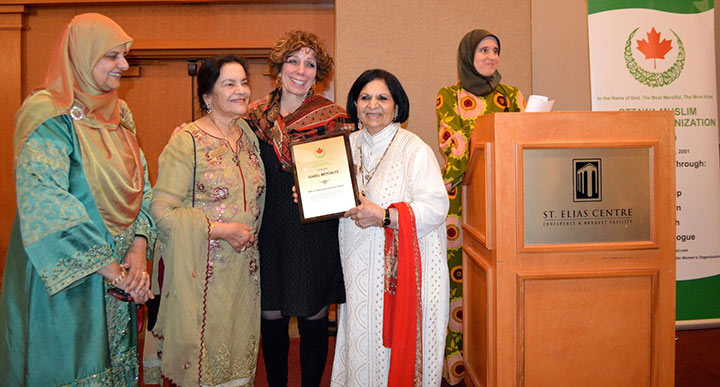 Recognized by Muslim Women